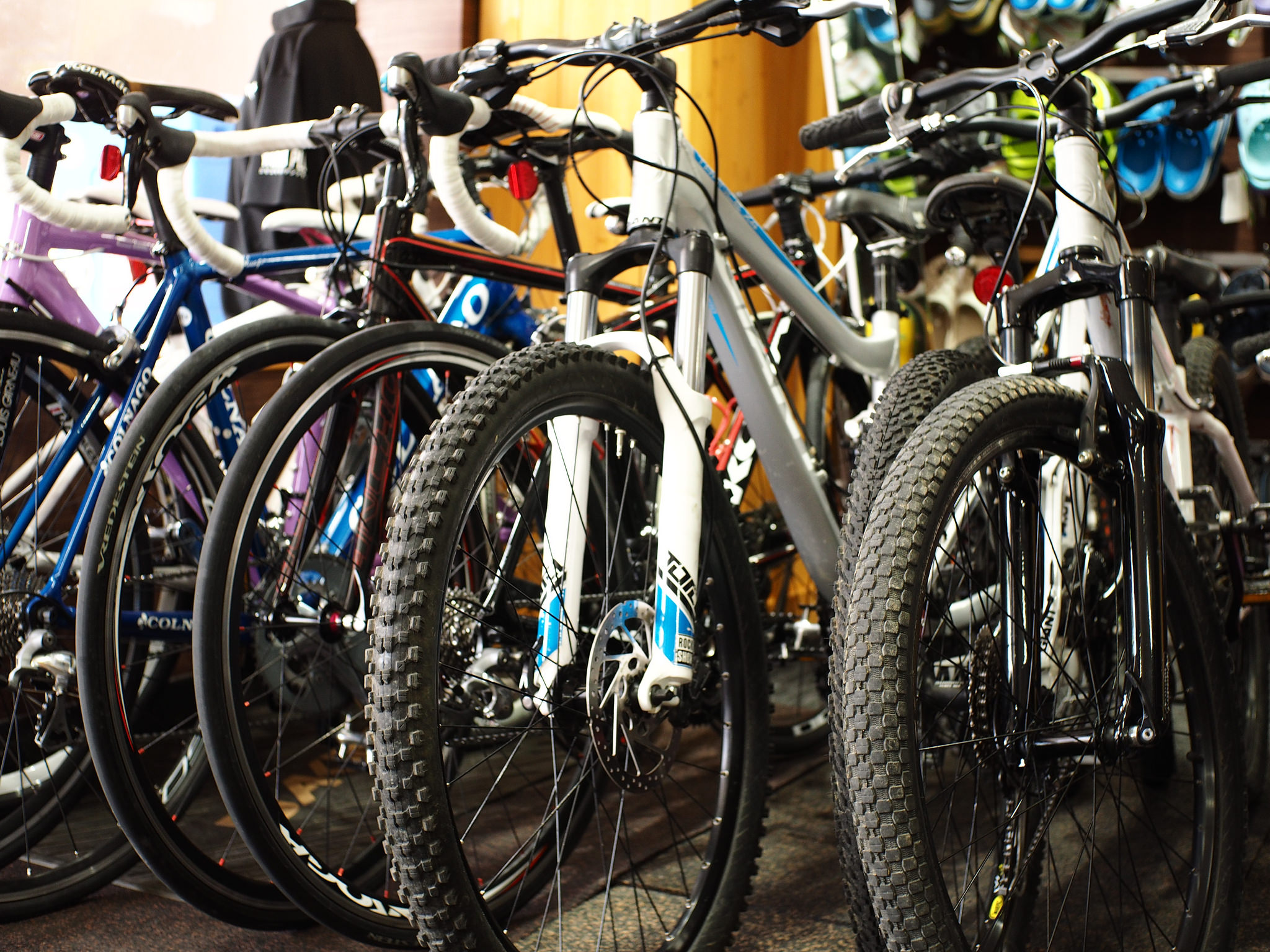 Road and Mountain Bike Rentals