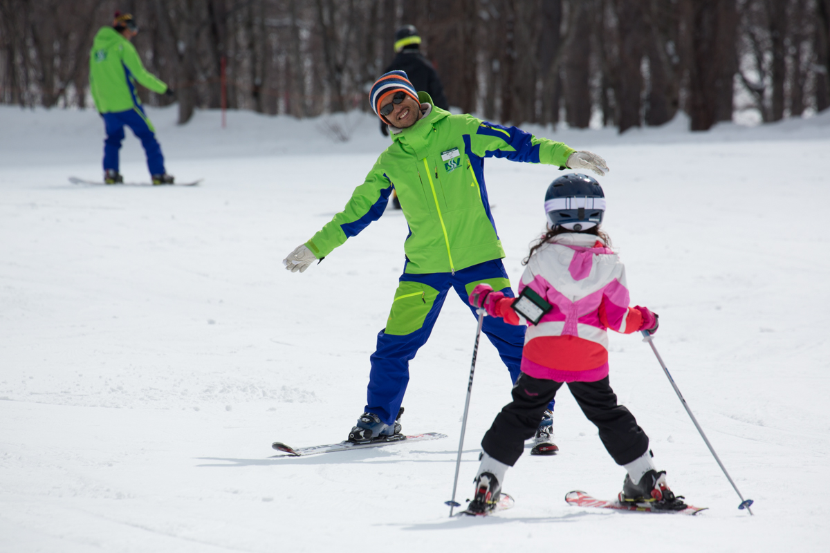 Niseko Kids Snow School, Private Lesson