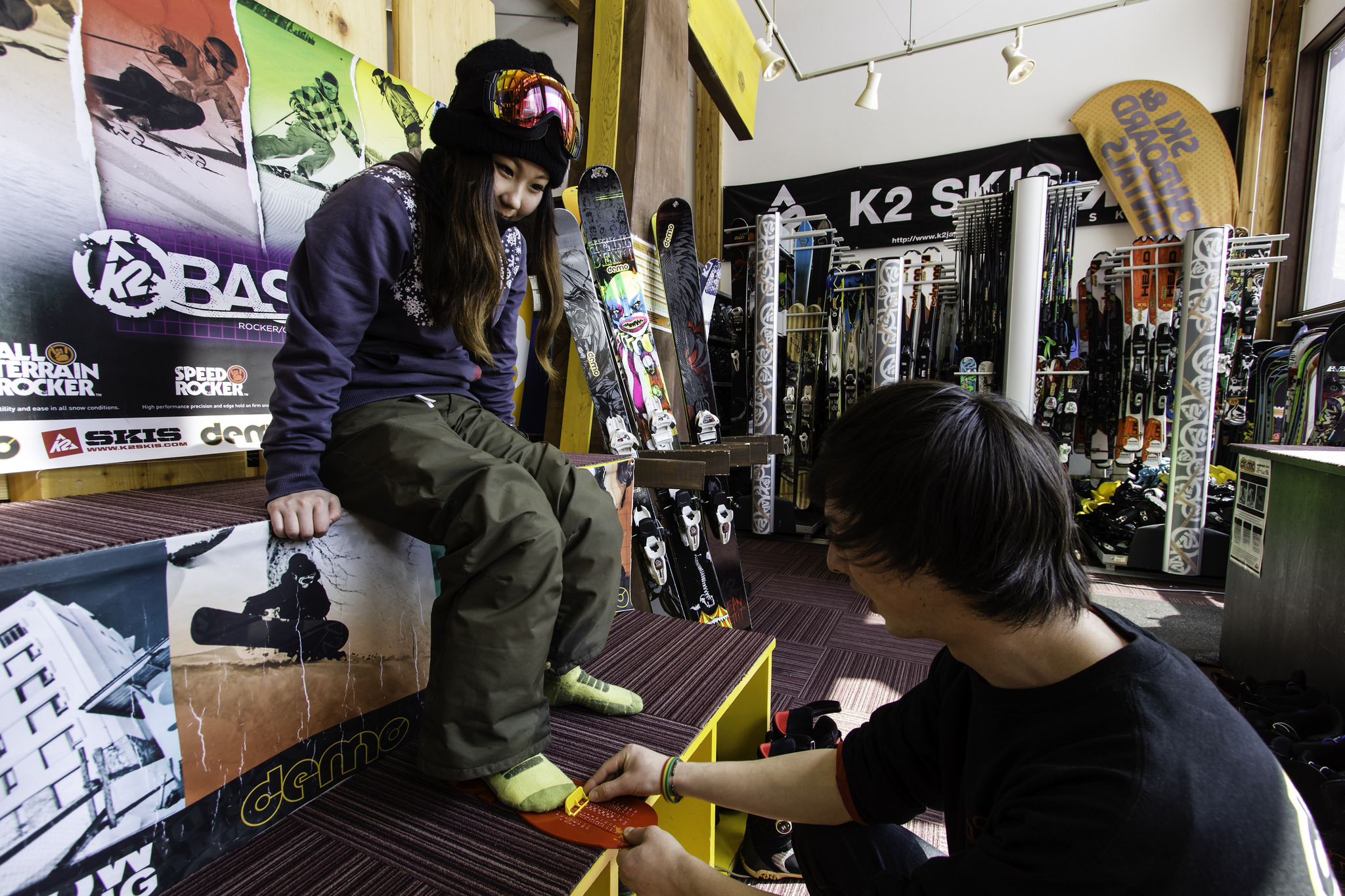 Niseko Sports - Rental & Retail