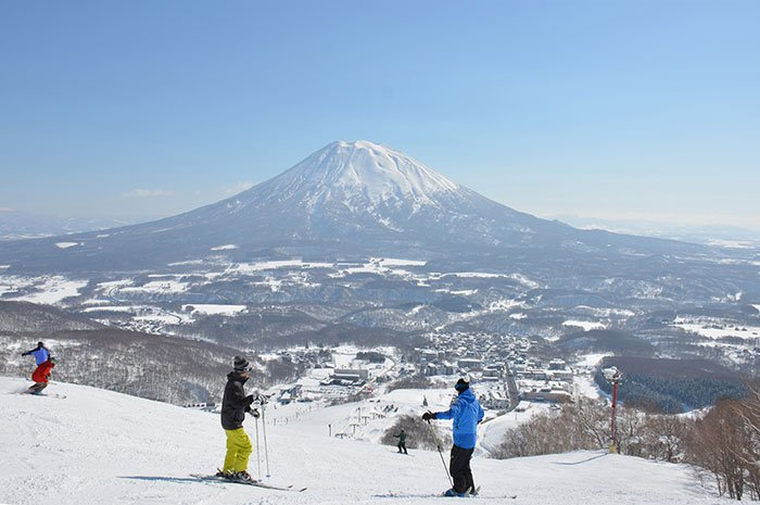 Niseko Grand Hirafu Ski Resort Photo Gallery