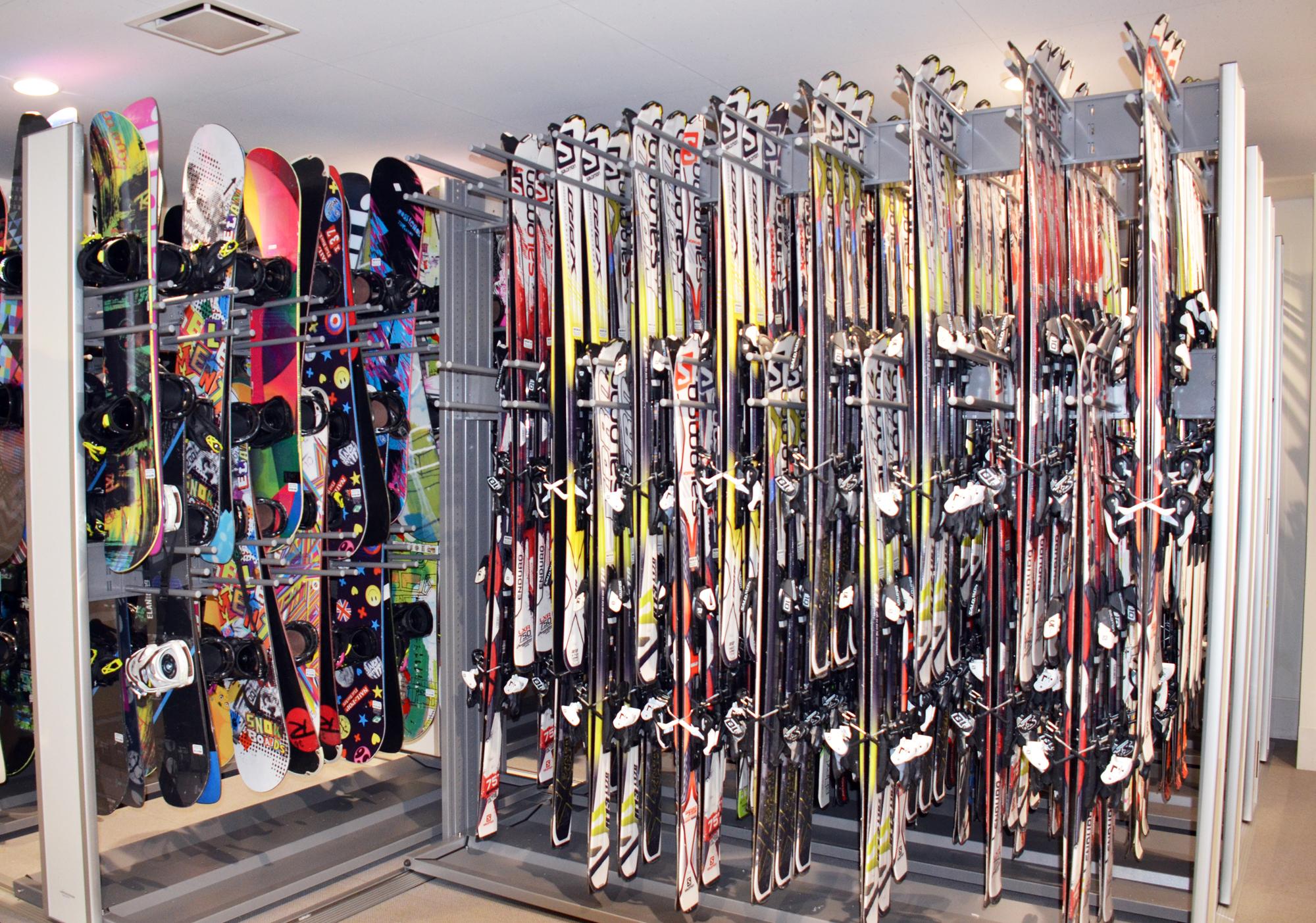 Hiseko Grand HIRAFU Ski