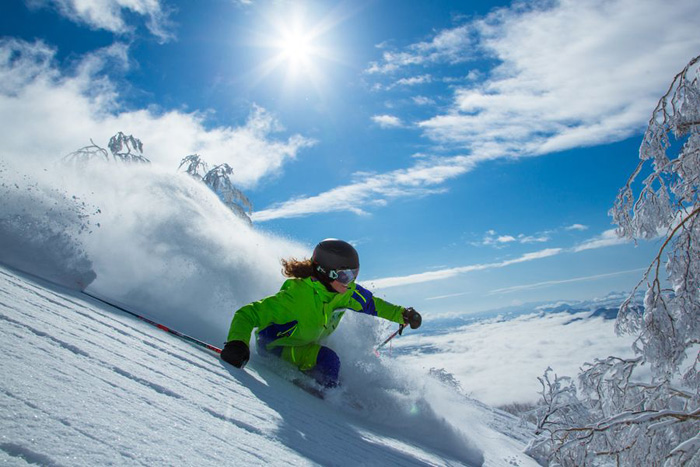 Niseko Village Ski Resort Photo Gallery
