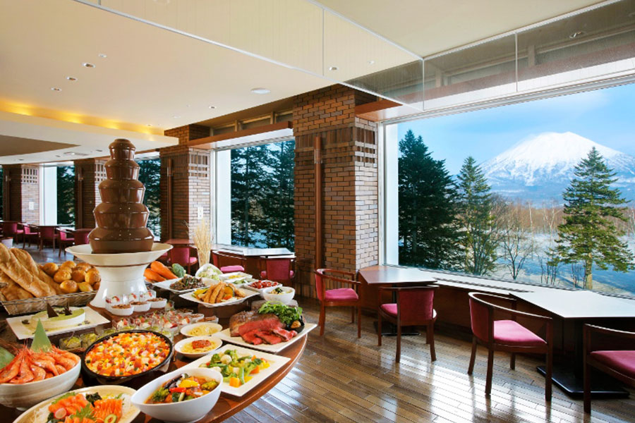 Melt, Bar & Grill (2F, Hilton Niseko Village)