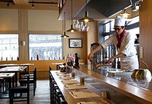 YAN SHU TEN Japanese cuisine
