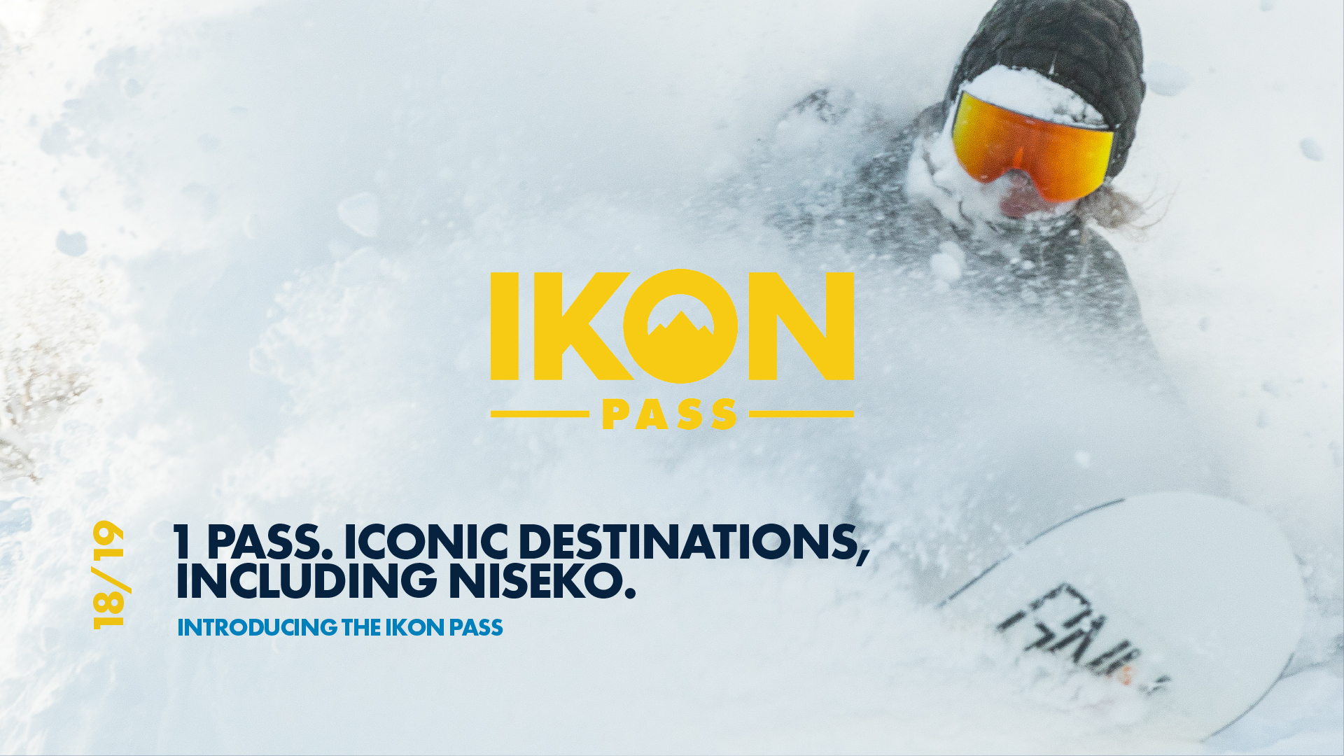 Niseko unites with another global ski pass – Ikon Pass