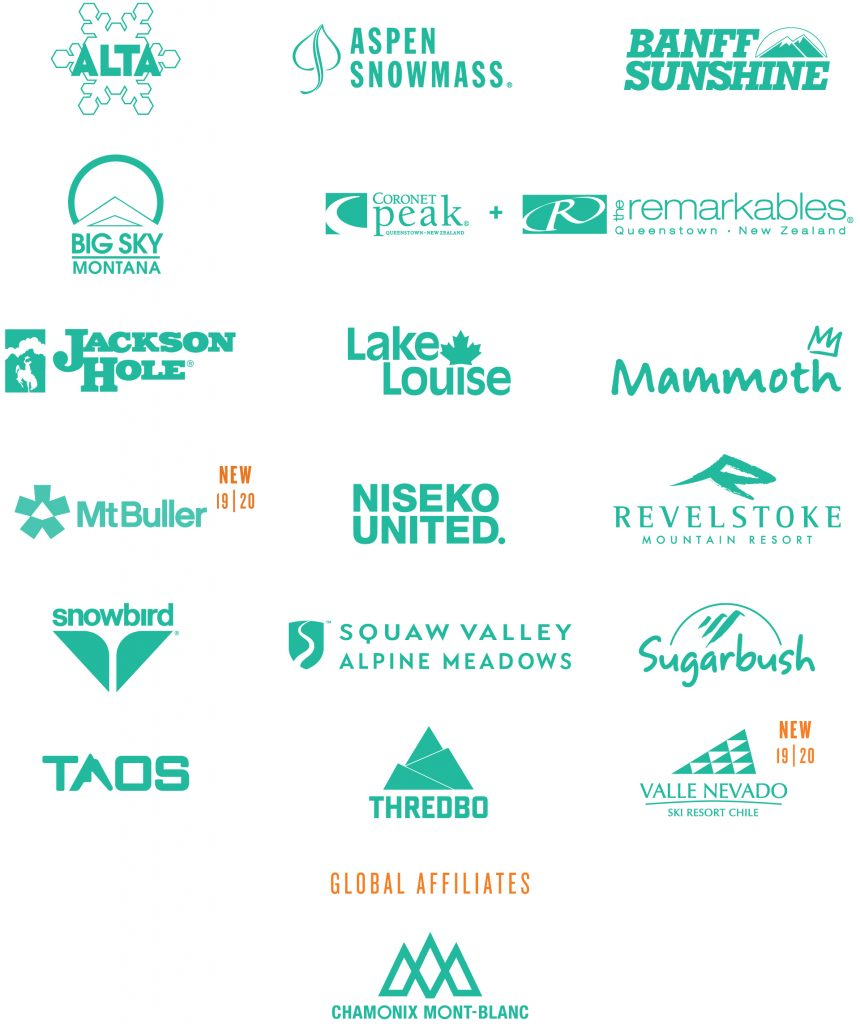 Mountain Collective new 2019-20 member resort list with Mt Bullar
