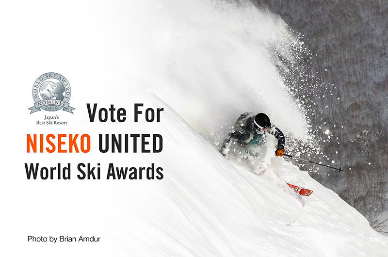Niseko nominated for Japan's Best Ski Resort