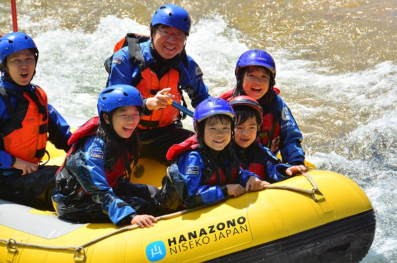 Beat the heat! Refreshing water activities in Niseko's summer