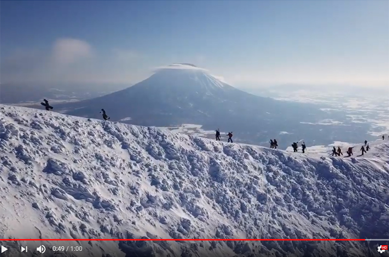 Get excited for winter! Videos from Niseko's 2018-19 season
