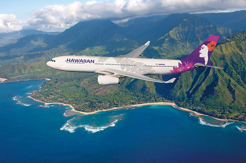 Hawaiian airlines direct flight sapporo japan