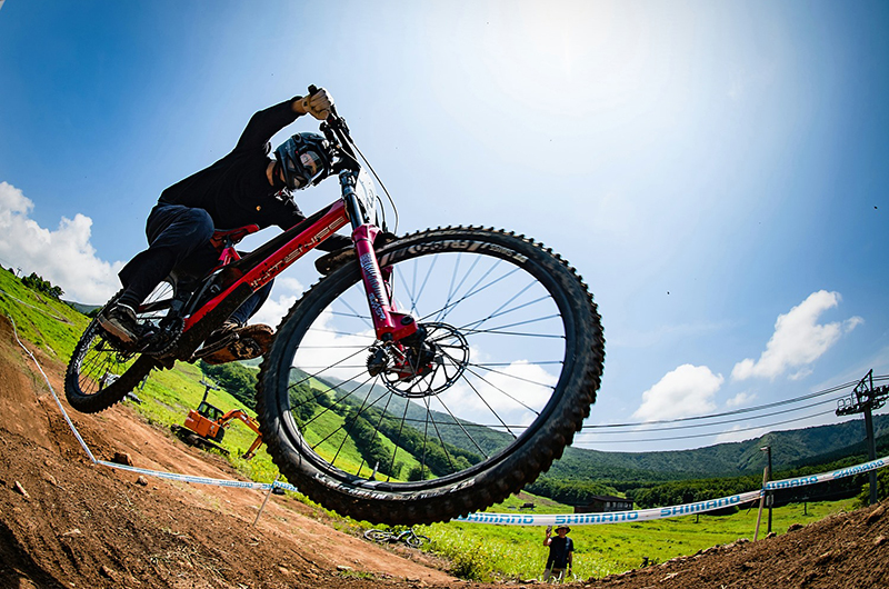 niseko grand hirafu mountain bike mtb