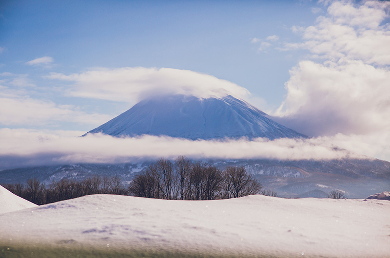 mt yotei niseko japan travel