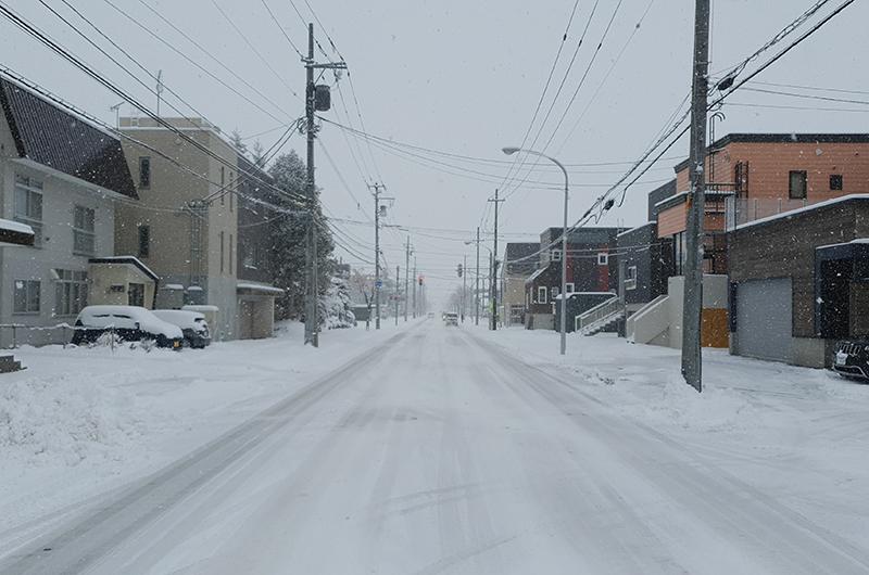 Niseko sees its first big snowfall of the 2019-20 season!