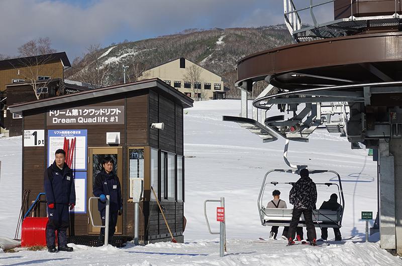 niseko united opening day lift