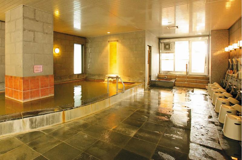 hotel niseko alpen hirafu onsen hot spring