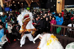 chinese new year hanazono niseko