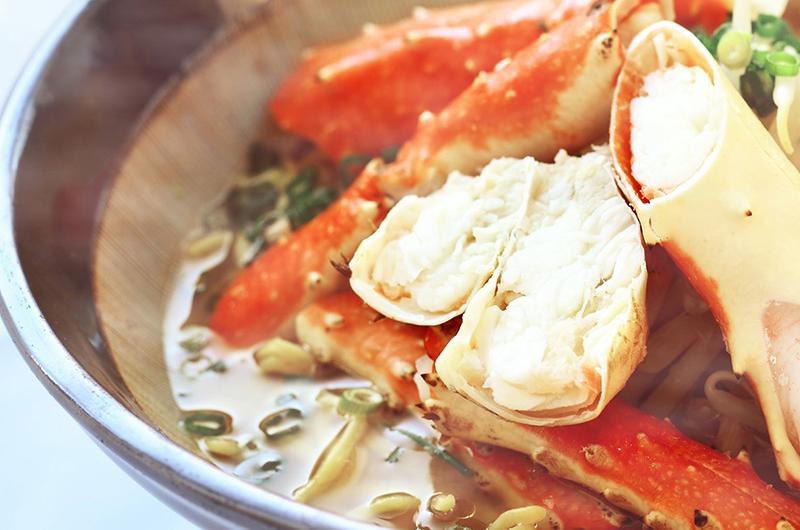 niseko hanazono crab ramen
