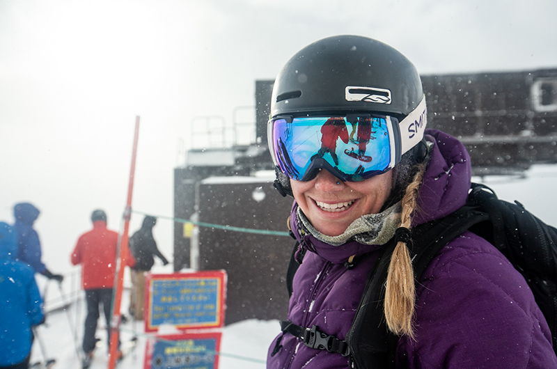 niseko japan learn to ski