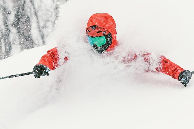 kyle smaine niseko united powder skiing