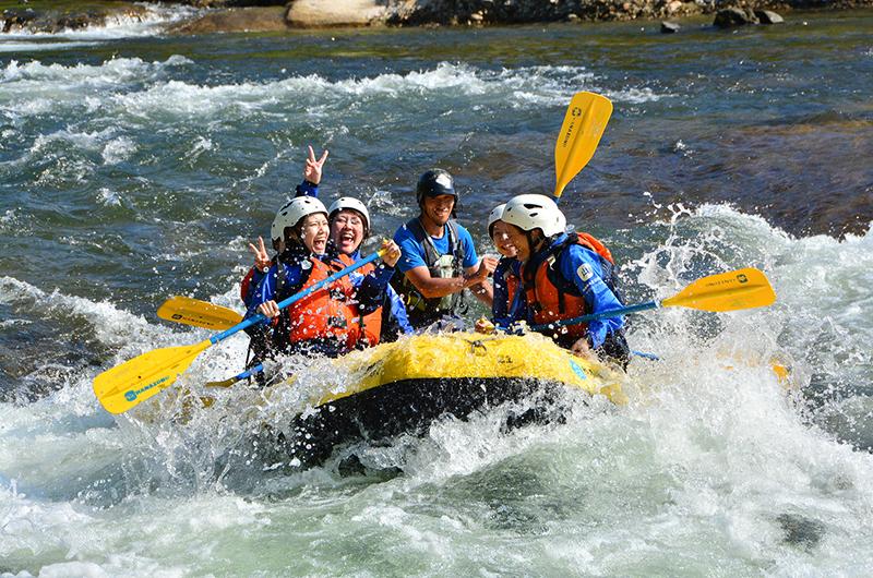 Hanazono Niseko Rafting Tour