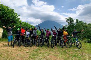 niseko nine mountain bike school