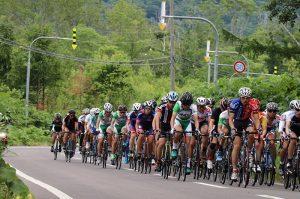 hanazono niseko hill climb summer cycling