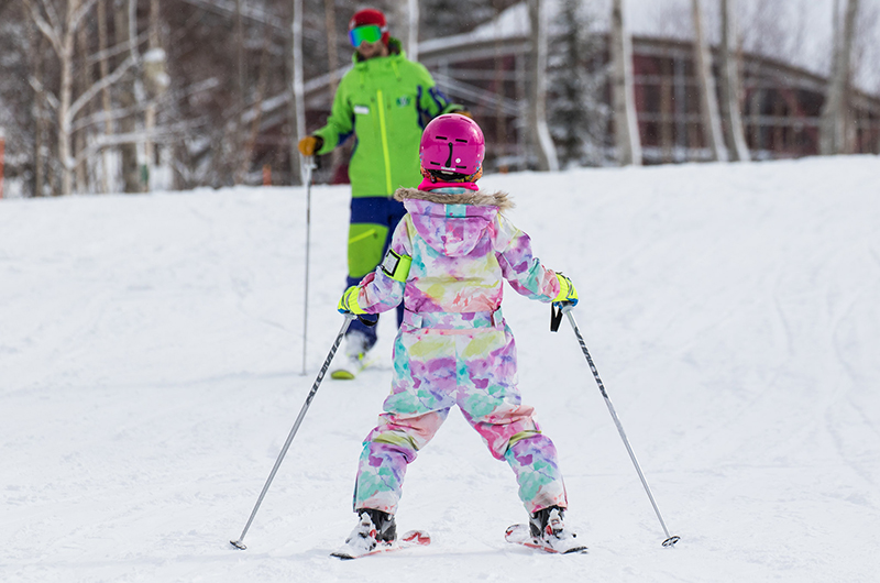 niseko japan ski schools family
