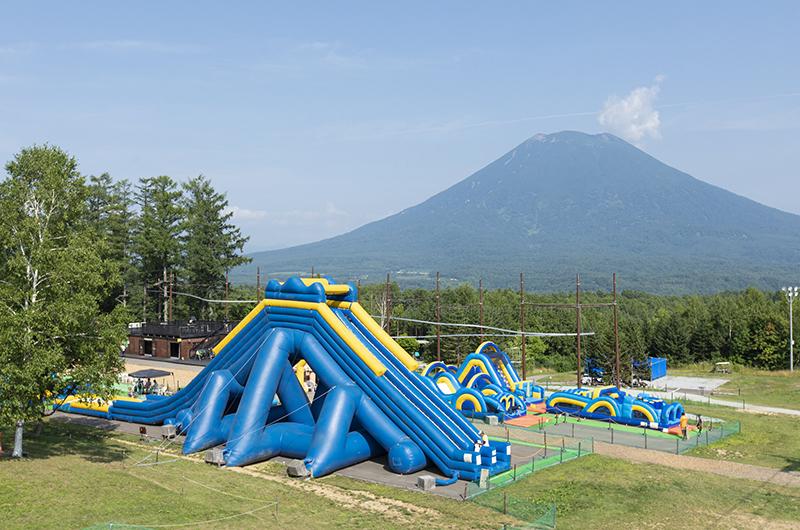niseko village pure summer activities