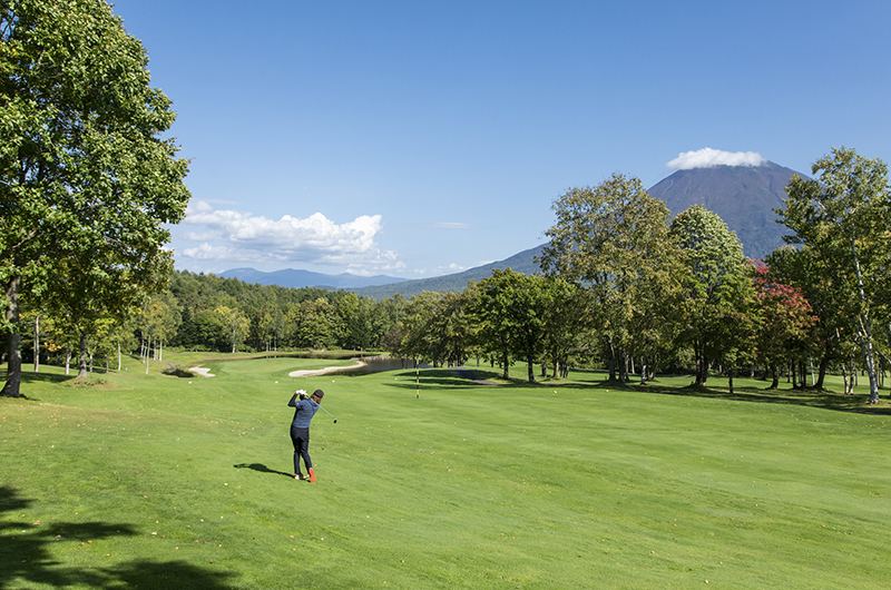 Niseko Autumn Golf and Stay Packagesの画像