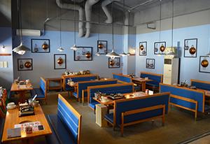 シーフードレストラン「クラブシャック」