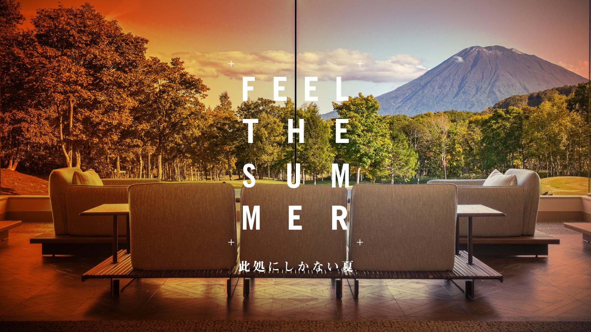 ニセコの夏